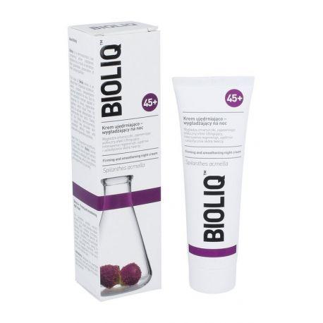 Bioliq 45 + * Krem ujędrniająco - wygładzający-na noc *  50ml