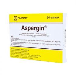 Aspargin * 50 tabl