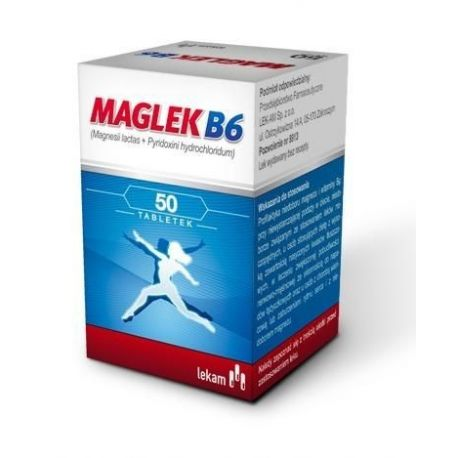 MagLek B6 * 50 tabl
