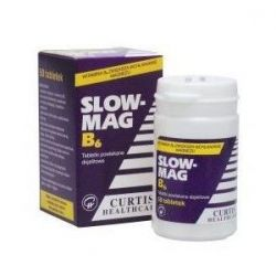 Slow - Mag B6 * 50 tabl