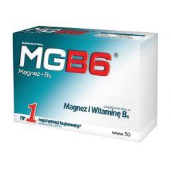 MG  B6 * 50 tabl