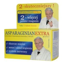 Asparginian - Magnezu Potasu-EKSTRA *  50 tabl
