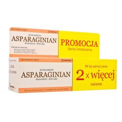 Asparginian - Magnezu Potasu * 100 tabl
