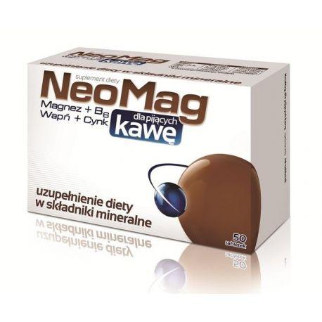 Noemag - dla pijących kawę * 50 tabl