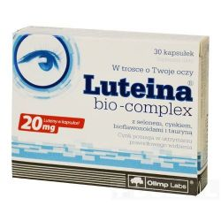 Olimp * Luteina Bio Complex * 30 kapsułek