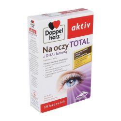 Doppelherz Aktiv - Na oczy Total * 30 tabletek