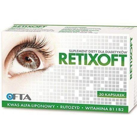 Retixoft * 30 kapsułek