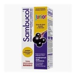 Sambucol Junior - syrop * 120 ml