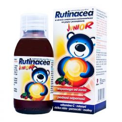Rutinacea Junior - syrop * 100 ml