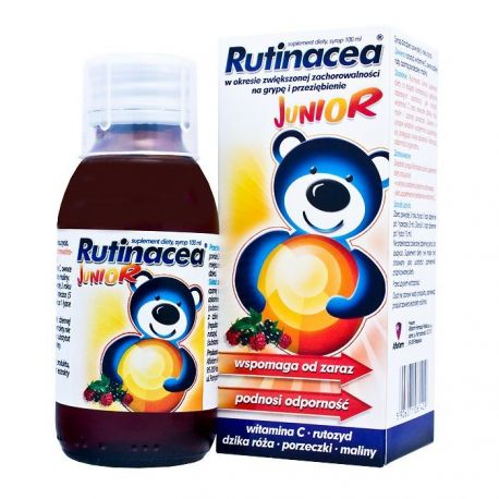 Rutinacea Junior - syrop * 100 ml