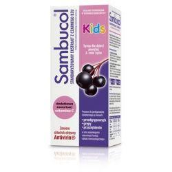 Sambucol Kids - syrop * 120 ml