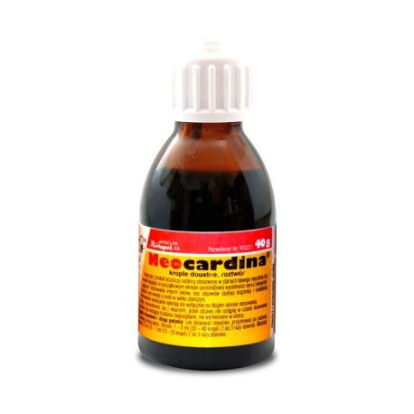 Neocardina - krople doustne * 40 ml