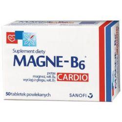 Magne B6 Cardio * 50 tabl
