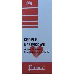 Krople nasercowe - Amara * 30 g