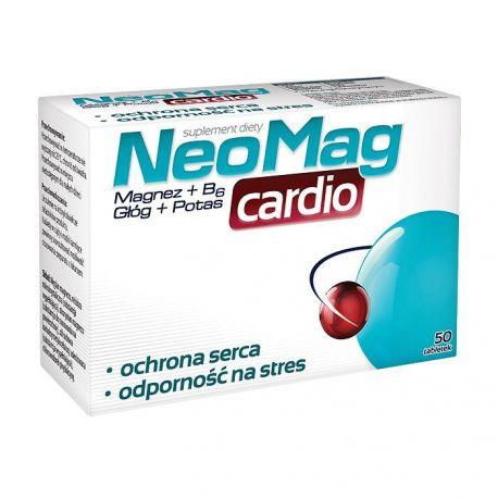 Neomag Cardio * 50 tabl
