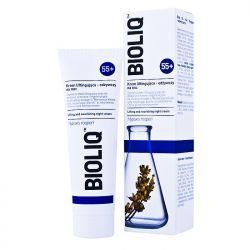 Bioliq 55+ * Krem liftingująco-odżywczy na noc * 50 ml