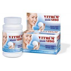 Vitrum Calcium 1250 + wit D 3 * 60 szt