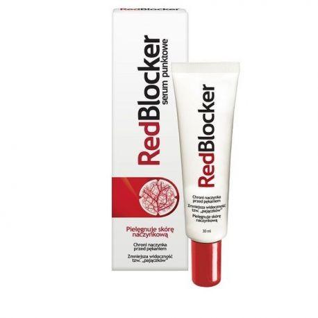 RedBlocker * Serum punktowe - skóra naczynkowa * 30 ml