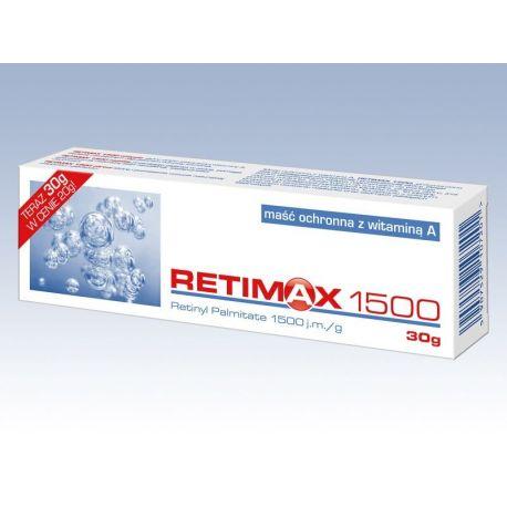 Retimax - maść ochronna z wit. A * 30 g