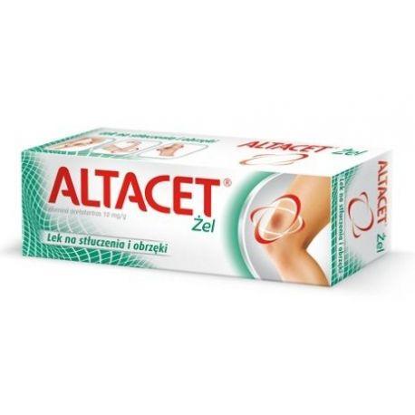 Altacet - żel * 75 g
