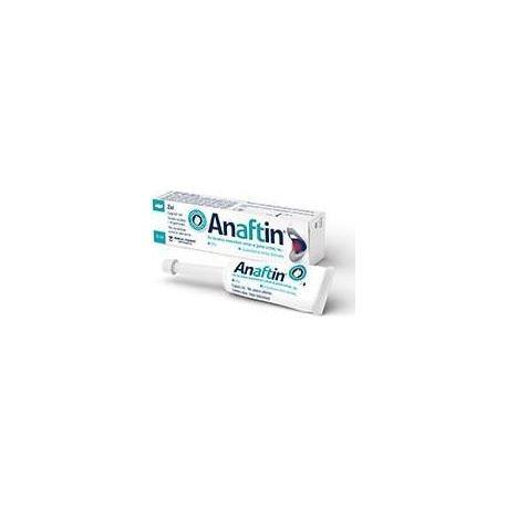 Anaftin - żel na afty * 8 ml