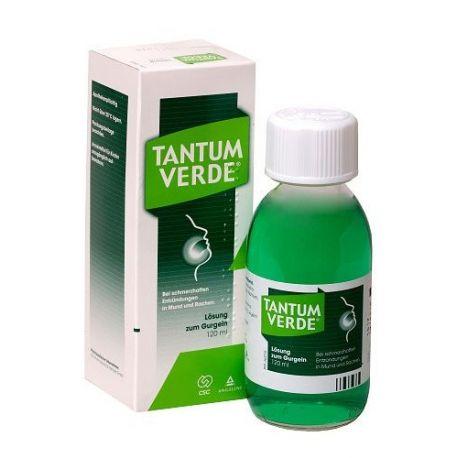 Tantum Verde * roztwór do płukania jamy ustnej * 120 ml