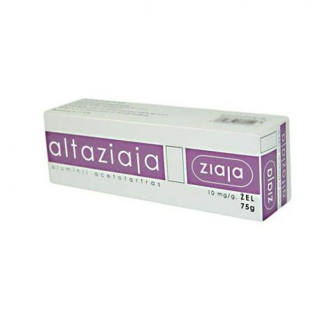 Altaziaja - żel * 75 g