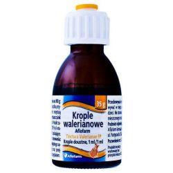 Krople walerianowe 35 g