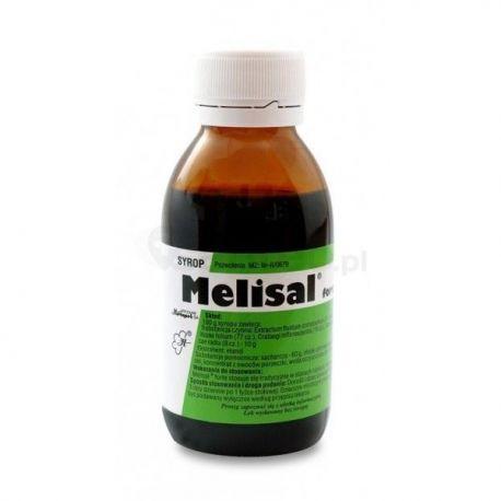 Melisal Forte - syrop * 125 g