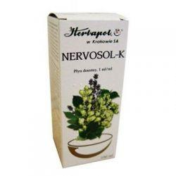 Nervosol K - płyn * 100 ml