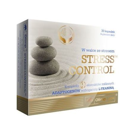 Olimp Stress Control * 30 kaps