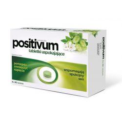 Positivum - tabletki * 180 szt