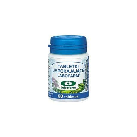 Tabletki uspokajające - Labofarm * 60 szt