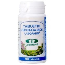Tabletki uspokajające - Labofarm *  90 szt