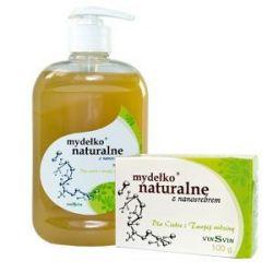 Mydełko naturalne w płynie * 500 ml