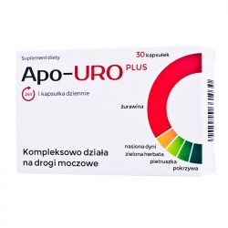 Apo - Uro Plus * 30 kapsułek