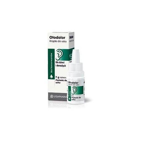 Otodolor - krople*  7 g