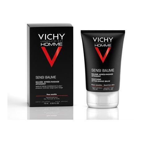 Vichy Homme * Balsam kojący po goleniu do skóry wrażliwej * 75 ml