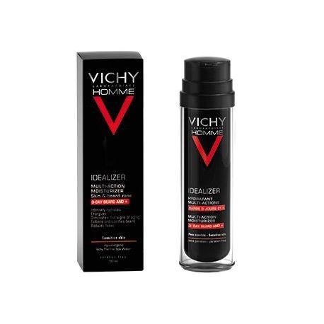 Vichy Homme Idealizer * Krem do skóry z zarostem * 50ml