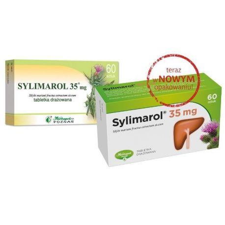 Sylimarol 35 mg * 60 tabl