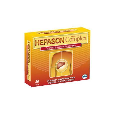 Hepason Complex  * 30 kaps