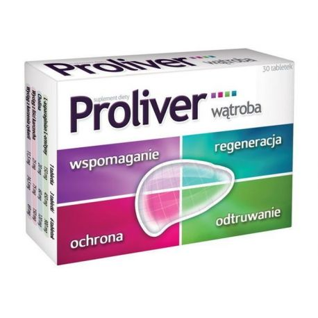 Proliver * 30 tabl