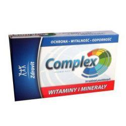 Zdrovit Complex Witaminy i Minerały*56 tabl