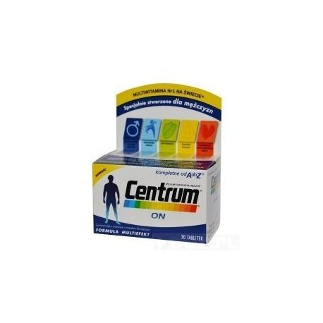 Centrum ON * 30 tabl