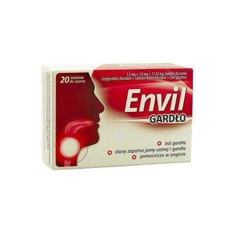 Envil - Gardło * 20 tabl
