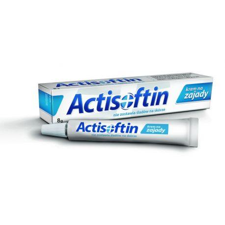 Actisoftin- maść * 8 mg