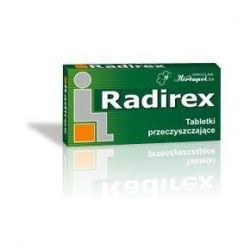 Radirex * 10 tabl