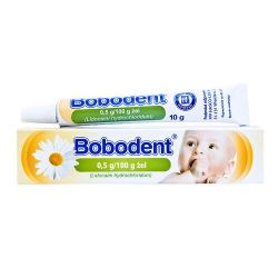 Bobodent - żel * 10 g