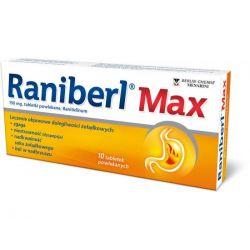 Raniberl Max - 150 mg *10 tabl