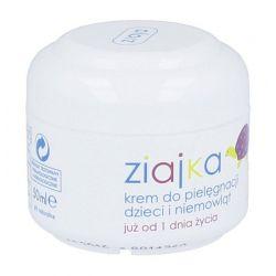 Ziajka - krem dla dzieci i niemowląt * 50 ml